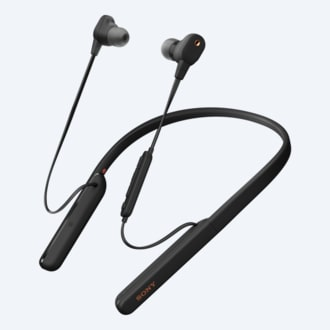 Gambar In-ear Headphone Noise Cancelling Nirkabel WI-1000XM2