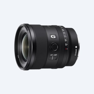 Picture of FE 20mm F1.8 G