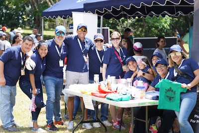 "Sony Inter-American, S.A., Participates Again in the ""Festi Harpia"" 2018, Highlighting the Importance of Biodiversity."