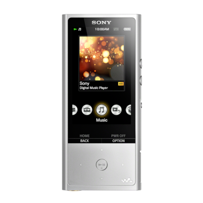 Gambar Walkman® dengan Hi-Resolution Audio