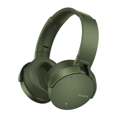 Gambar Noise Cancelling Headphone Nirkabel EXTRA BASS™ MDR-XB950N1