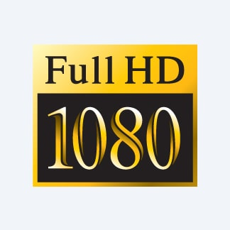 Rekaman film Full HD 1080