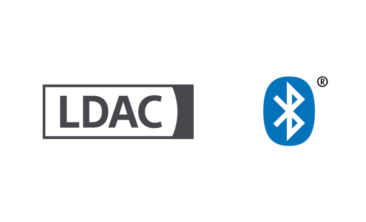 Logo LDAC Bluetooth