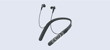 Gambar Headphone In-ear Noise Cancelling Nirkabel WI-1000X