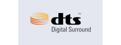 Logo DTS Digital Surround