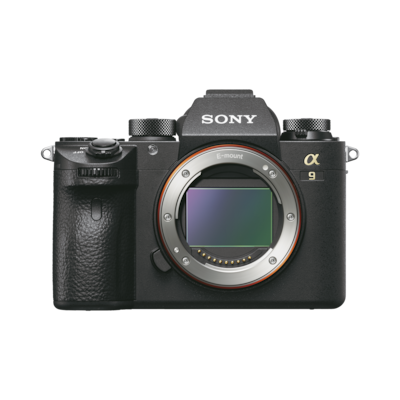 Gambar Kamera mirrorless full frame α9 dengan sensor CMOS tumpuk