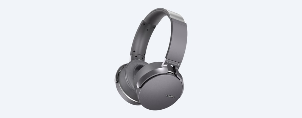 Gambar Headphone Nirkabel EXTRA BASS™ MDR-XB950BT