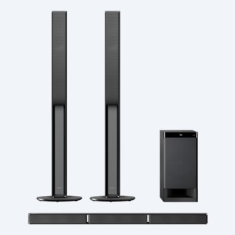 Gambar Sistem Soundbar Home Cinema 5.1ch