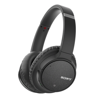Gambar Headphone Noise Cancelling Nirkabel WH-CH700N
