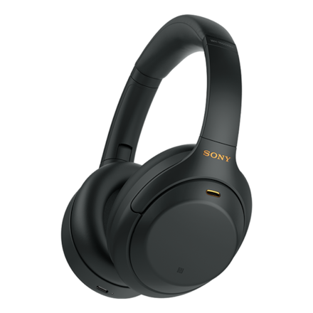 Gambar Noise Cancelling Headphone Nirkabel WH-1000XM4