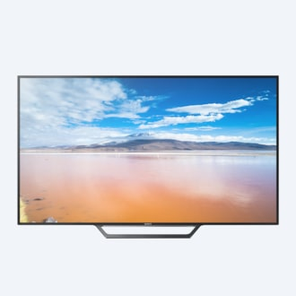 Gambar W650D | LED | HD Ready/Full HD | Smart TV