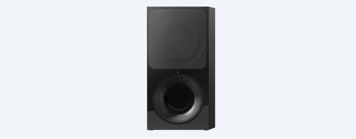 Sony HT-CT290 2.1 Channel 300W Wireless Soundbar System with Bluetooth in Black