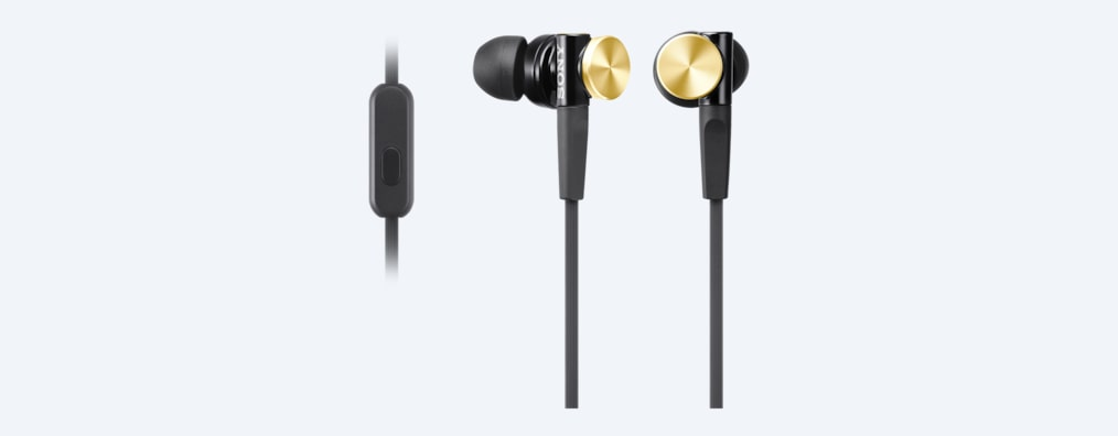 Images of MDR-XB70AP EXTRA BASS™ In-ear Headphones