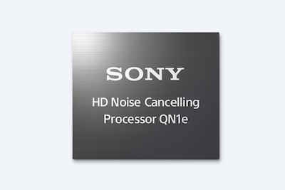 Logo HD Noise Cancelling Processor QN1e Sony