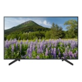 Gambar X70F| LED | 4K Ultra HD | High Dynamic Range (HDR) | Smart TV