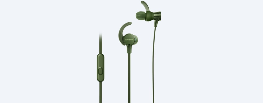 Images of MDR-XB510AS EXTRA BASS™ Sports In-ear Headphones