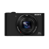 Picture of WX500 Compact Camera with 30x Optical Zoom