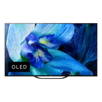 Gambar A8G | OLED | Ultra HD 4K | High Dynamic Range (HDR) | Smart TV (Android TV)