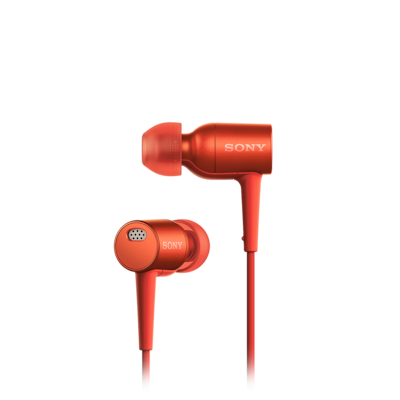 Gambar In-Ear Headphone Noise Cancelling Nirkabel MDR-EX750NA h.ear in
