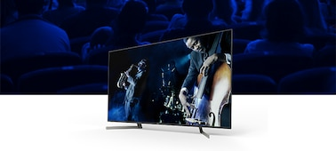 Gambar X85G | LED | Ultra HD 4K | High Dynamic Range (HDR) | Smart TV (Android TV)