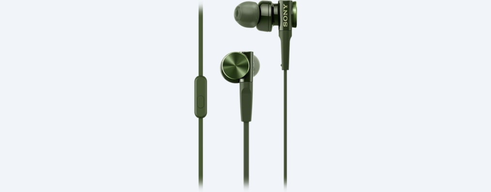 Gambar In-Ear Headphone MDR-XB75AP EXTRA BASS™