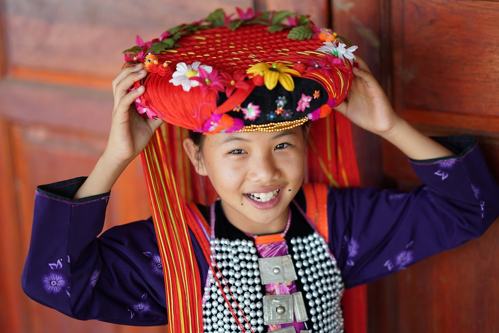 smiling-girl-with-colourful-hat-alpha-9
