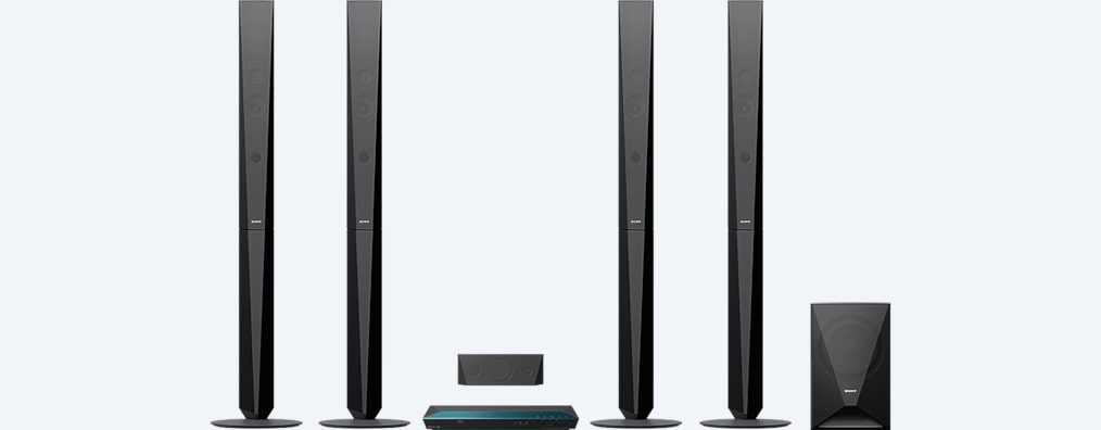 Images of Blu-ray Home Cinema System with Bluetooth