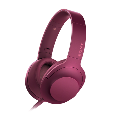 Gambar Headphone MDR-100AAP h.ear on