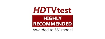 HDTVtest award image