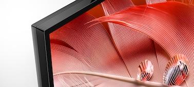 Gambar close-up desain Flush Surface