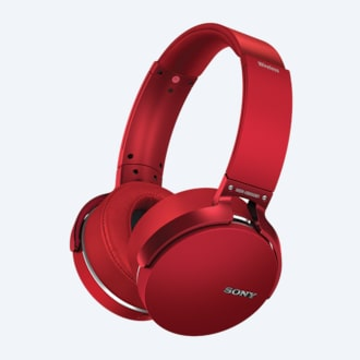 Gambar Headphone Nirkabel MDR-XB950B1 EXTRA BASS™