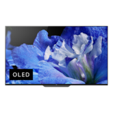 Gambar A8F | OLED | Ultra HD 4K | High Dynamic Range (HDR) | Smart TV (Android TV)