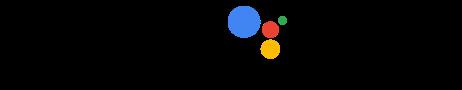 Logo Android TV dan OK Google