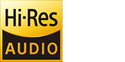 Logo Hi-Resolution Audio