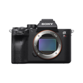 Picture of α7R IV 35mm full-frame camera with 61.0MP