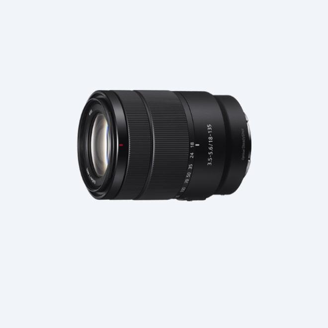 Camera Lenses | Interchangeable A-Mount & E-Mount Lenses | Sony ID