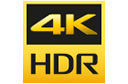 Logo 4K HDR