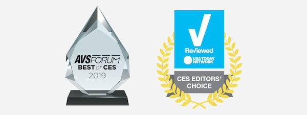 Best of CES dan CES Editor's Choice