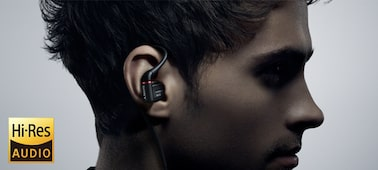 Gambar In-ear Headphone XBA-Z5