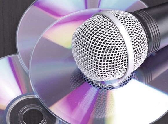 DVD and Karaoke features