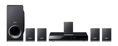Gambar Sistem Home Cinema DVD